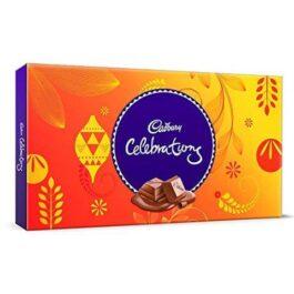Cadbury Celebration Gift Pack Chocolate 120.6g