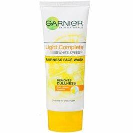 Garnier Face Wash Light Complete