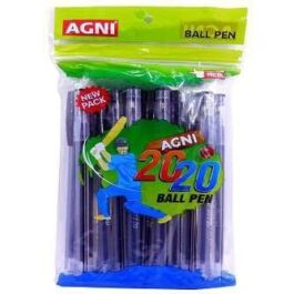 Agni 20-20 Pen Black (20 pcs)