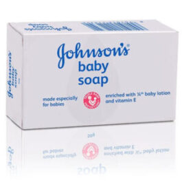 Johnsons Baby Soap